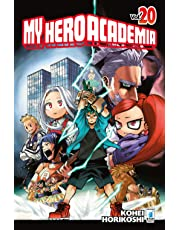My Hero Academia: 20
