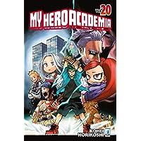 81oHQlpmycL._AC_UL200_SR200,200_ My Hero Academia: 20