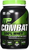MusclePharm Combat 100% Whey Protein Powder, Cookies 'N' Cream, 2 Pound
