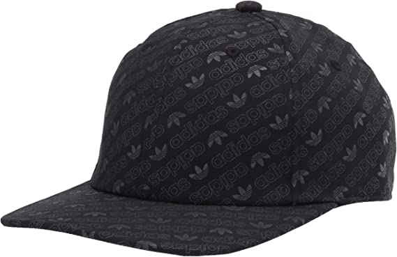 Adidas Core Men's Originals Reflective Monogram Unstructured Cap