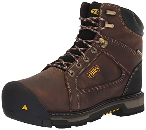 d9cf5782c47 Keen Utility Men's Oakland Steel Toe Waterproof Industrial Boot