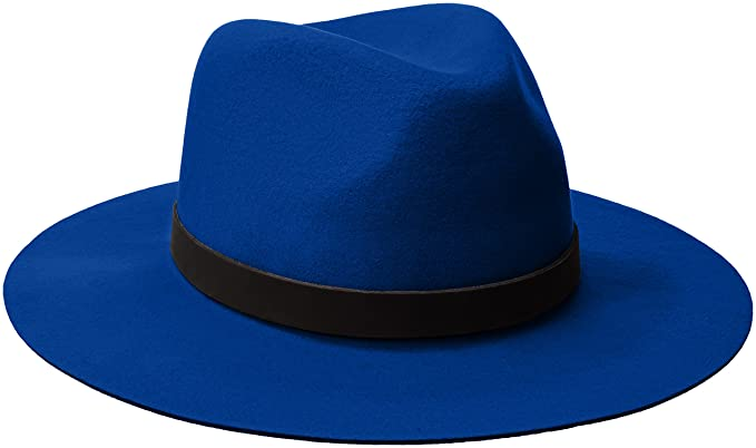 Pantropic Maddy Fedora - Sombrero para Hombre  Amazon.com.mx  Ropa ... 05d424819a8