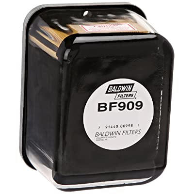 Baldwin BF909 Heavy Duty Diesel Fuel Element: Automotive