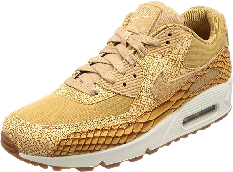 watch 3e13c e7504 Nike Air Max 90 Premium LTR - Vachetta Tan-UK 6.5   EU 40.5