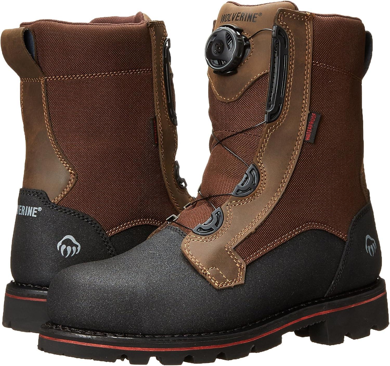 WOLVERINE - Mens Drillbit Boa Wp Boots