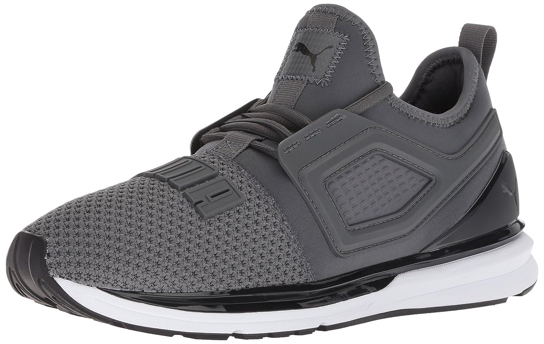 PUMA Men's Ignite Limitless Sneaker B0784VF6VG 7.5 D(M) US|Iron Gate-puma Black