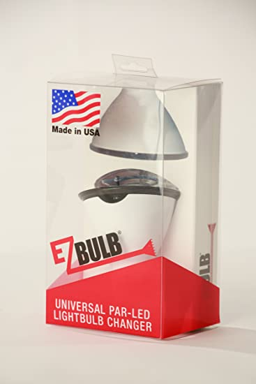 3-INCH /5 Piece/Set -/EZ Bulb makes it effortless to change and replace your NEW PAR-LED light bulbs with this simple EZ-BULB/Universal PAR-LED Lightbulb Changer - easy to use tool.