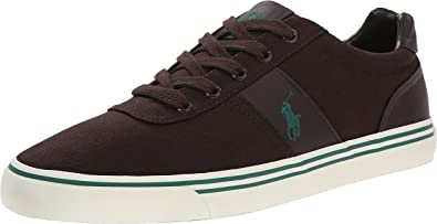 Polo Ralph Lauren Hanford zapatilla de deporte de moda: Amazon ...