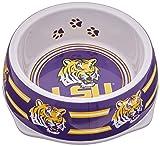 Sporty K9 Collegiate LSU Tigers Pet Bowl, Large