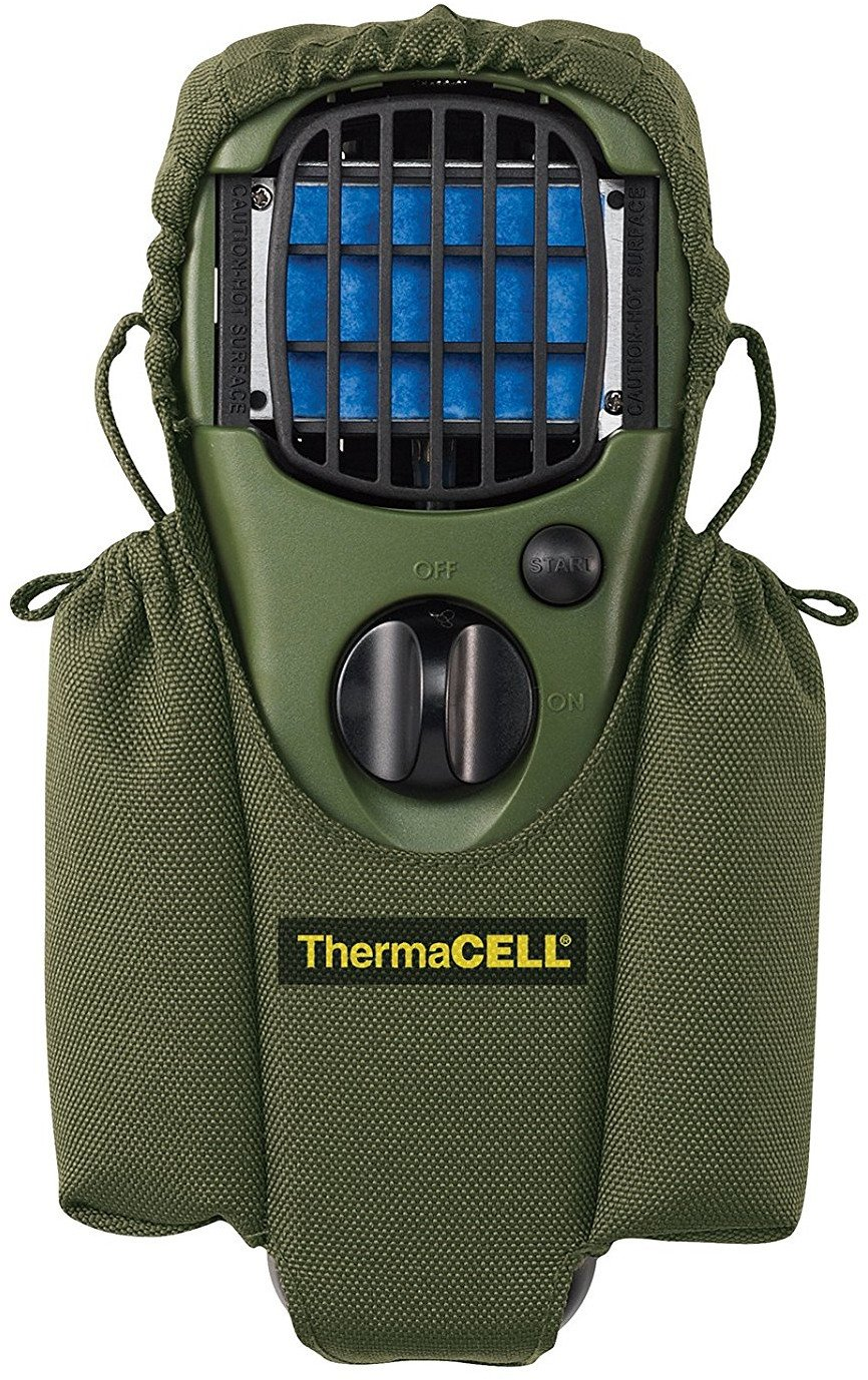 Thermacell Picnic Defender Kit: MR-9L Lantern, 2 Repeller Devices with 2 Holsters and 5 Refill Packs by Thermacell (Image #3)