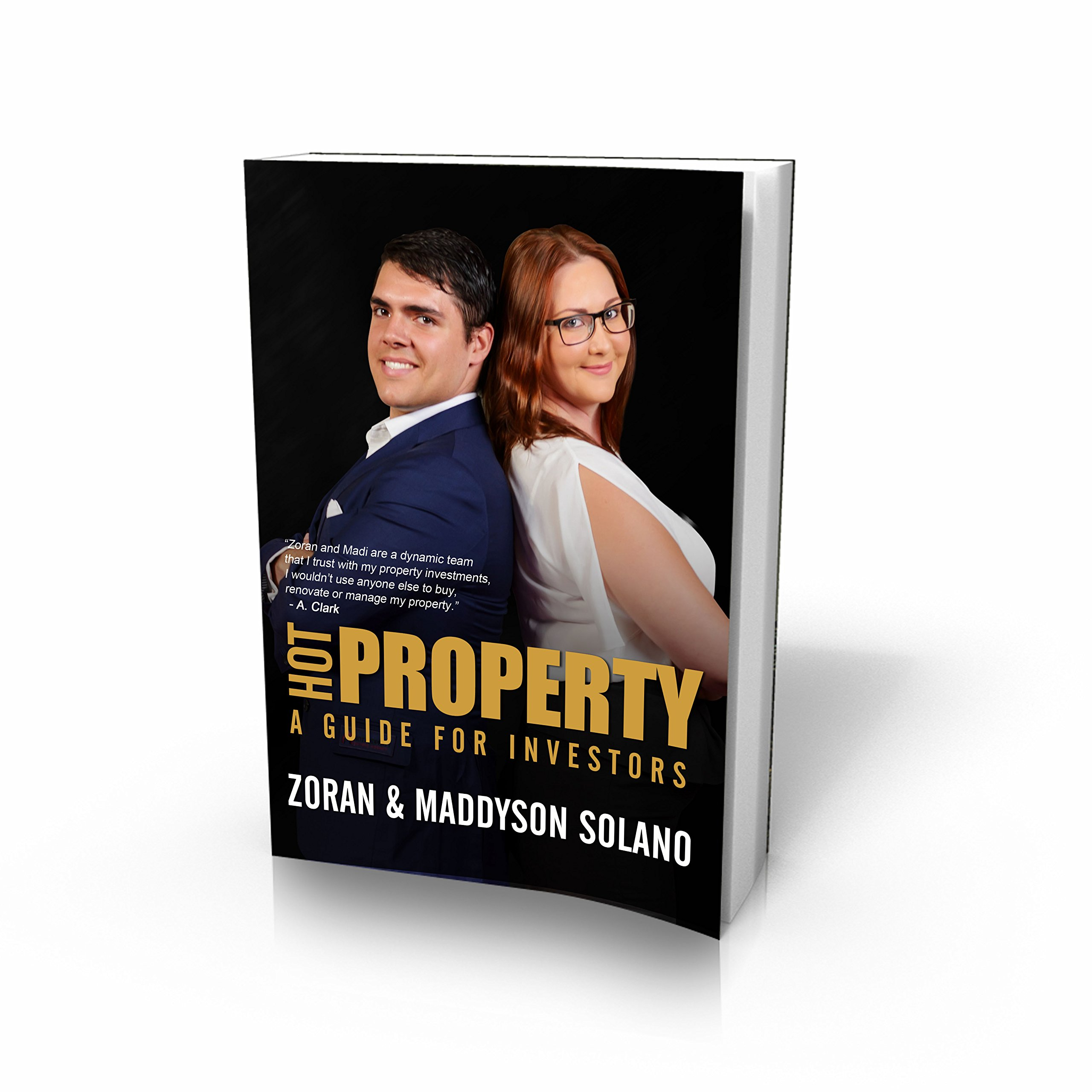 Read Online HOT PROPERTY - A GUIDE FOR INVESTORS pdf