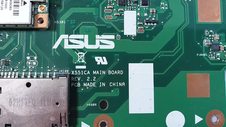 MOTHERBOARD ASUS X551CA: Amazon.es: Electrónica