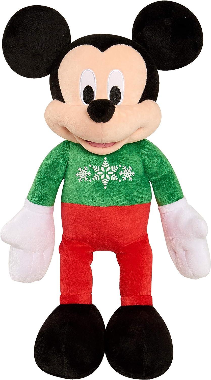 Disney 22 Mickey Mouse Holiday 2019 Plush