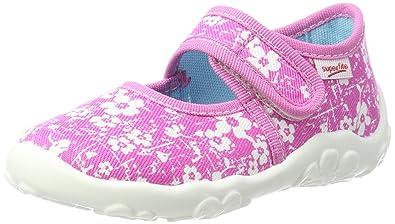 be83c0c105b06c Superfit Mädchen Bonny Hausschuhe  Amazon.de  Schuhe   Handtaschen