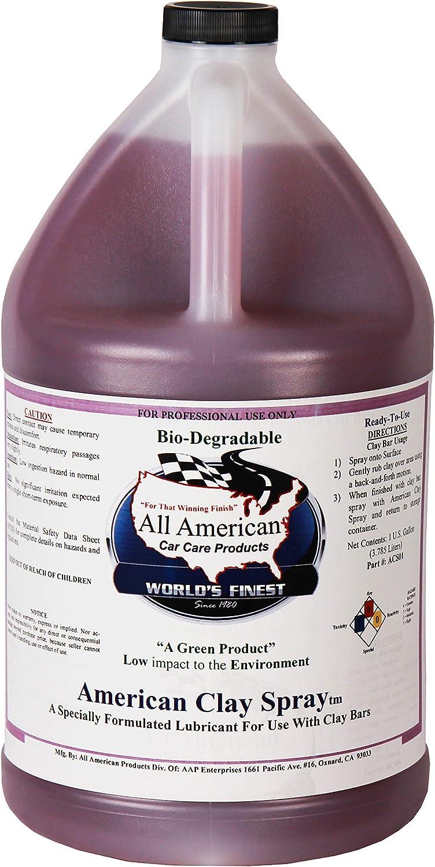 All American Spray Clay Bar Lube