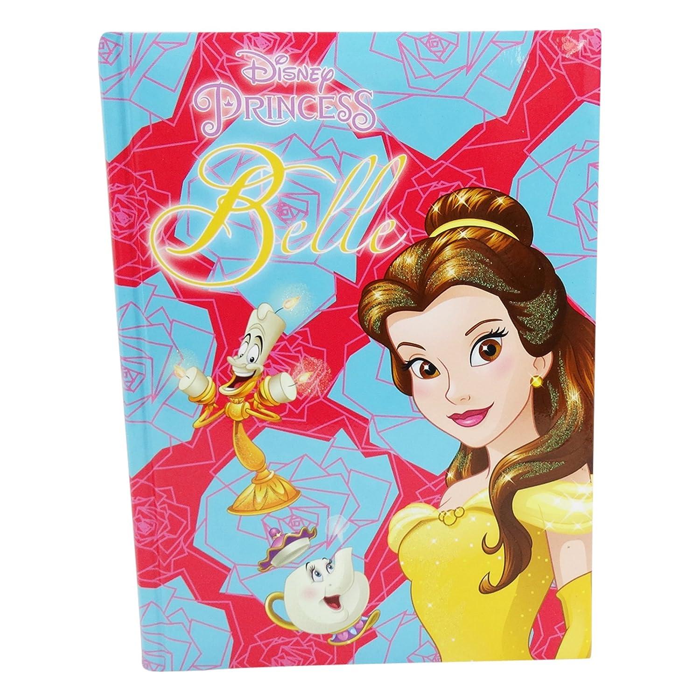 Seven Disney La Bella e la Bestia Diario Agenda Diario Scolastico 10 Mesi Celeste Okami
