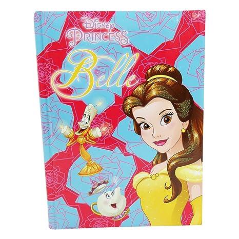 Seven Disney La Bella y La Bestia Diario Agenda Escolar ...