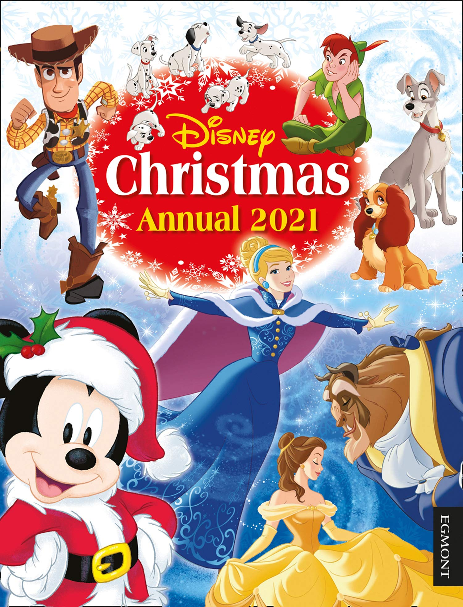 Disney Christmas Package 2021 Disney Christmas Annual 2021 9781405299619 Amazon Com Books
