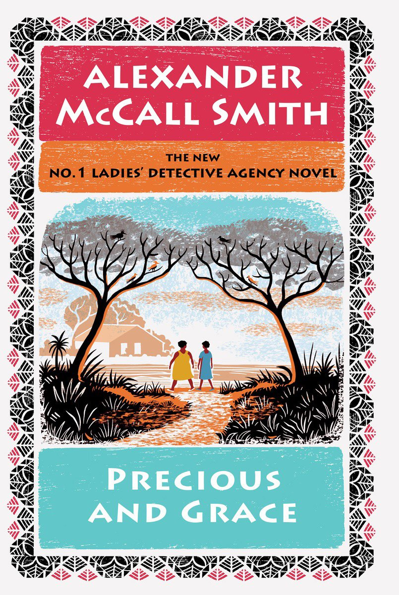 Precious and Grace (The No. 1 Ladies' Detective Agency) PDF Text fb2 ebook