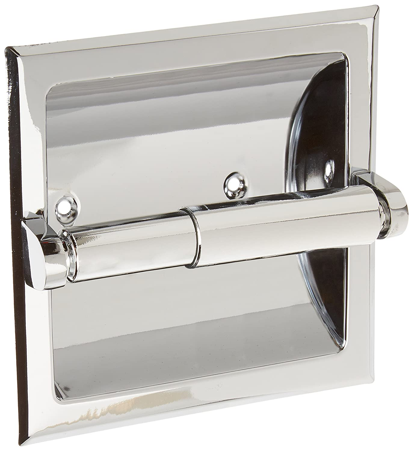 Moen 575 Donner Collection Recessed Paper Holder, Chrome - Toilet ...