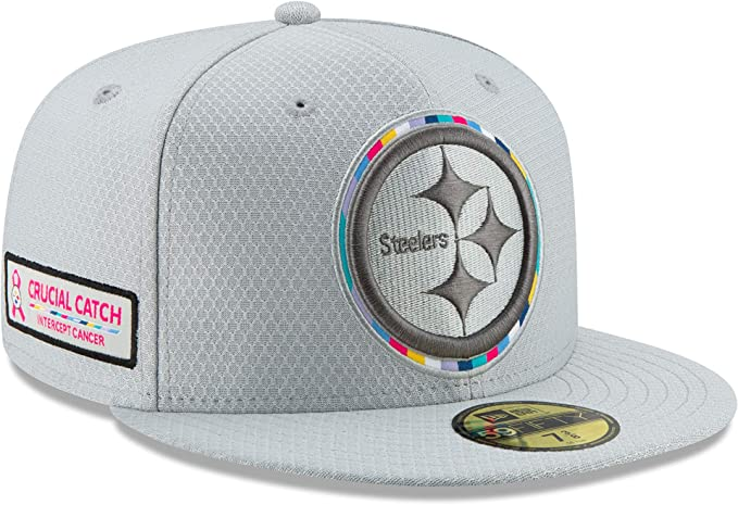 NFL Pittsburgh Steelers New Era 59Fifty LP Fitted Cap