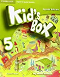 Kid's Box for Spanish Speakers Level 5 Activity Book with CD ROM and My Home Booklet 2nd Edition - 9788490364376