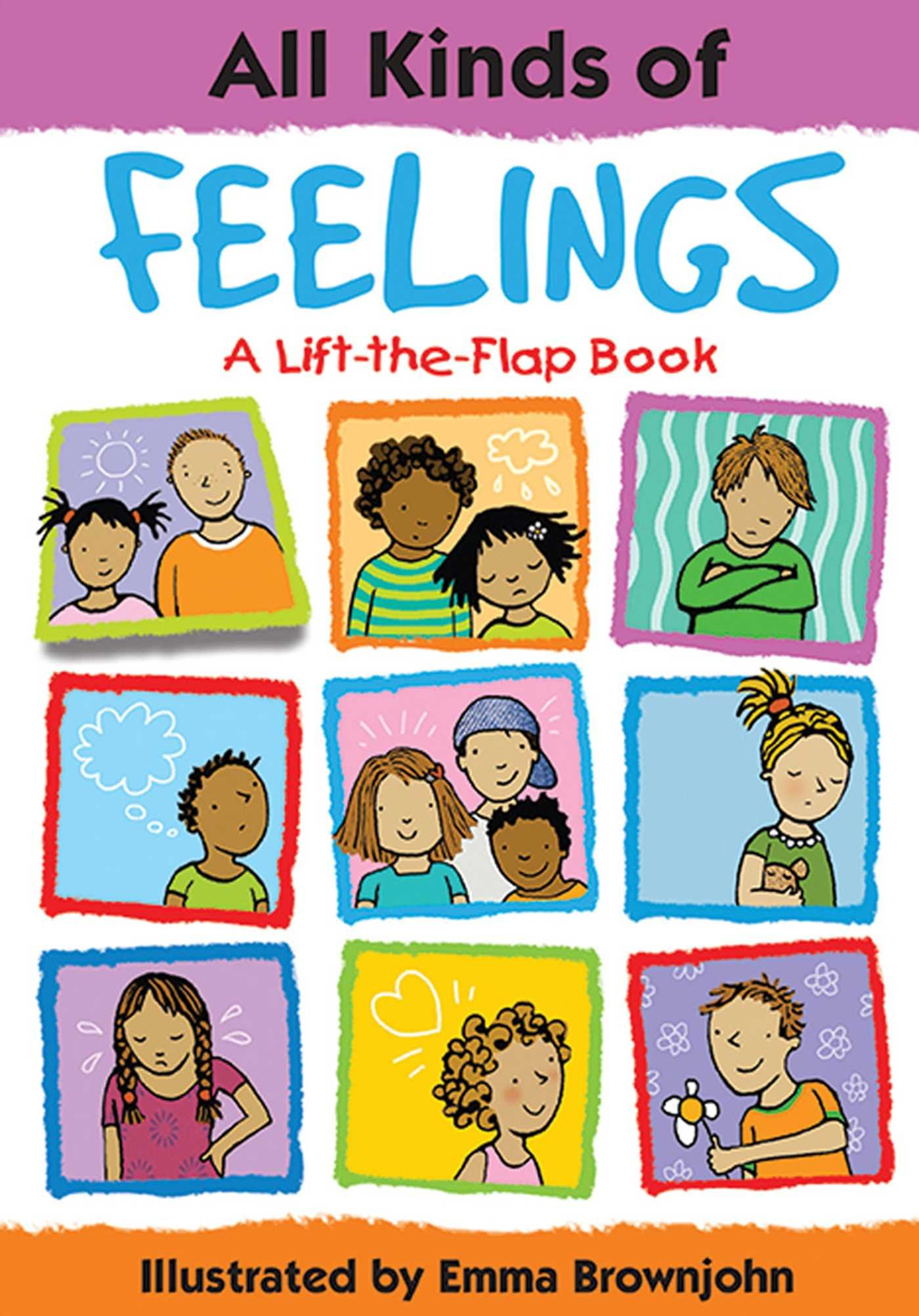 Download All Kinds of Feelings (All Kinds Of.(Insight Editions)) ePub fb2 book