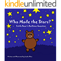 Who Made the Stars?: Little Bear's Bedtime Question