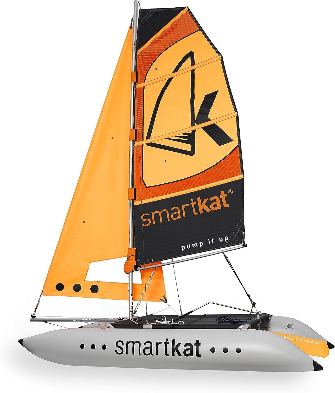 Amazon.com: smartkat hinchable catamarán: Sports & Outdoors