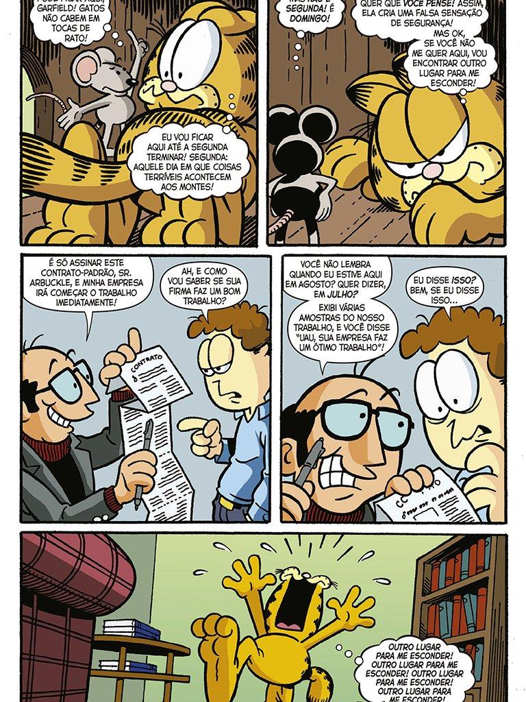 Garfield - Volume 3 (Em Portuguese do Brasil): Jim Davis: 9788582860847: Amazon.com: Books