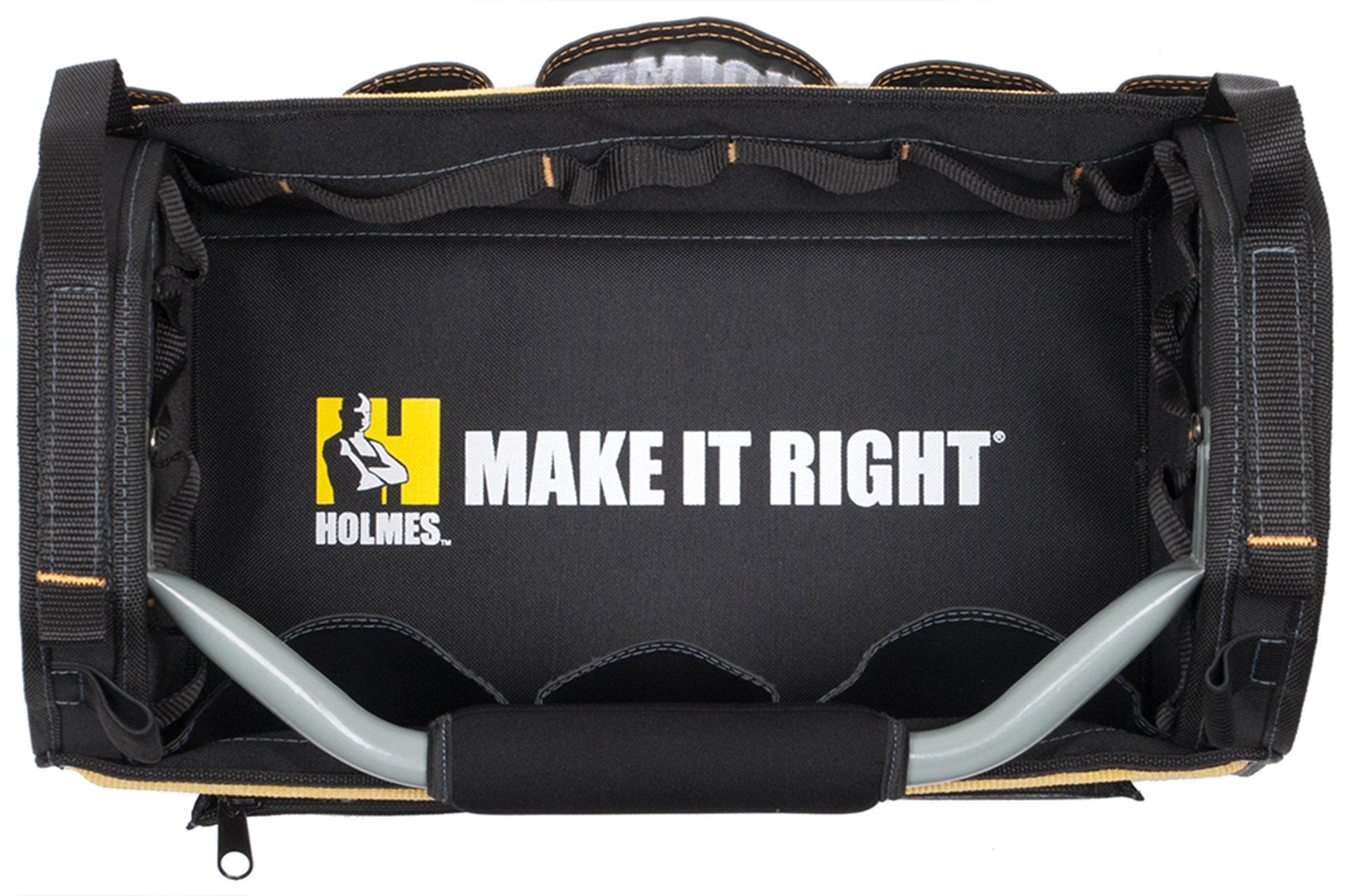 Holmes Workwear 60-9004-MH 16-inch Heavy Duty Tool Bag by Holmes (Image #4)