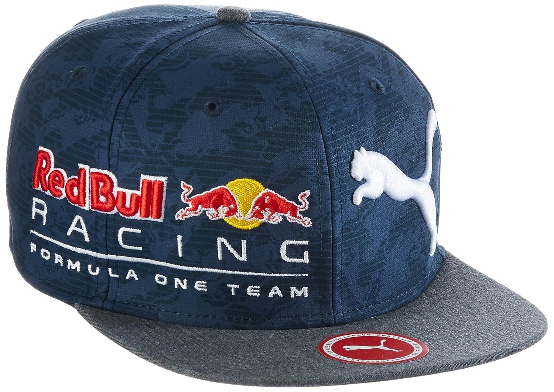 716bc56a Red Bull Racing Puma RBR Cap New Block Snapback, Unisex, Mütze RBR New  Block snapback, total eclipse: Amazon.co.uk: Sports & Outdoors