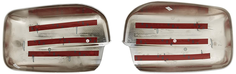Putco 400501 Chrome Trim Mirror Overlays