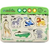 LeapFrog Interactive Wooden Animal Puzzle (English Version)