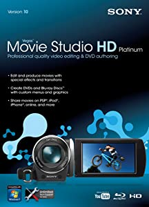 Sony Vegas Movie Studio HD Platinum 10[OLD VERSION]