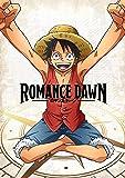 【Amazon.co.jp限定】ROMANCE DAWN *初回生産限定版DVD (特典:オリジナルデカジャケット+メーカー特典:描き下ろし着せ替えジャケット(ルフィ&アン))