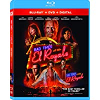 Bad Times at the El Royale (Bilingual) [Blu-ray + DVD + Digital Copy]