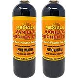 2 X Chichen Itza Pure Mexican Vanilla Made With Real Vanilla Bean 33.2 fl. oz.