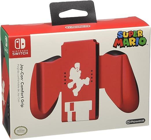 Power A Joy-Con - Comfort Grip Super Mario (Nintendo Switch ...