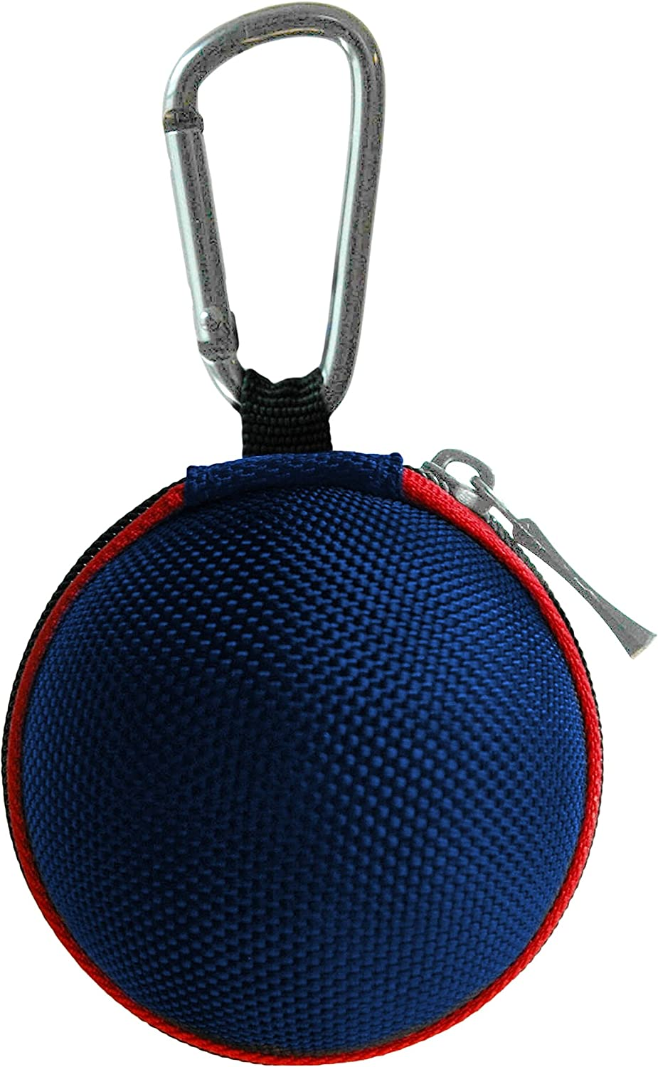 Clip-on Cue Ball Case Training Balls to Your Cue Stick Bag EXTRA STRONG STRAP DESIGN! Pool Balls Red//White//Blue Cue Ball Bag for Attaching Cue Balls Billiard Balls Ballsak Sport