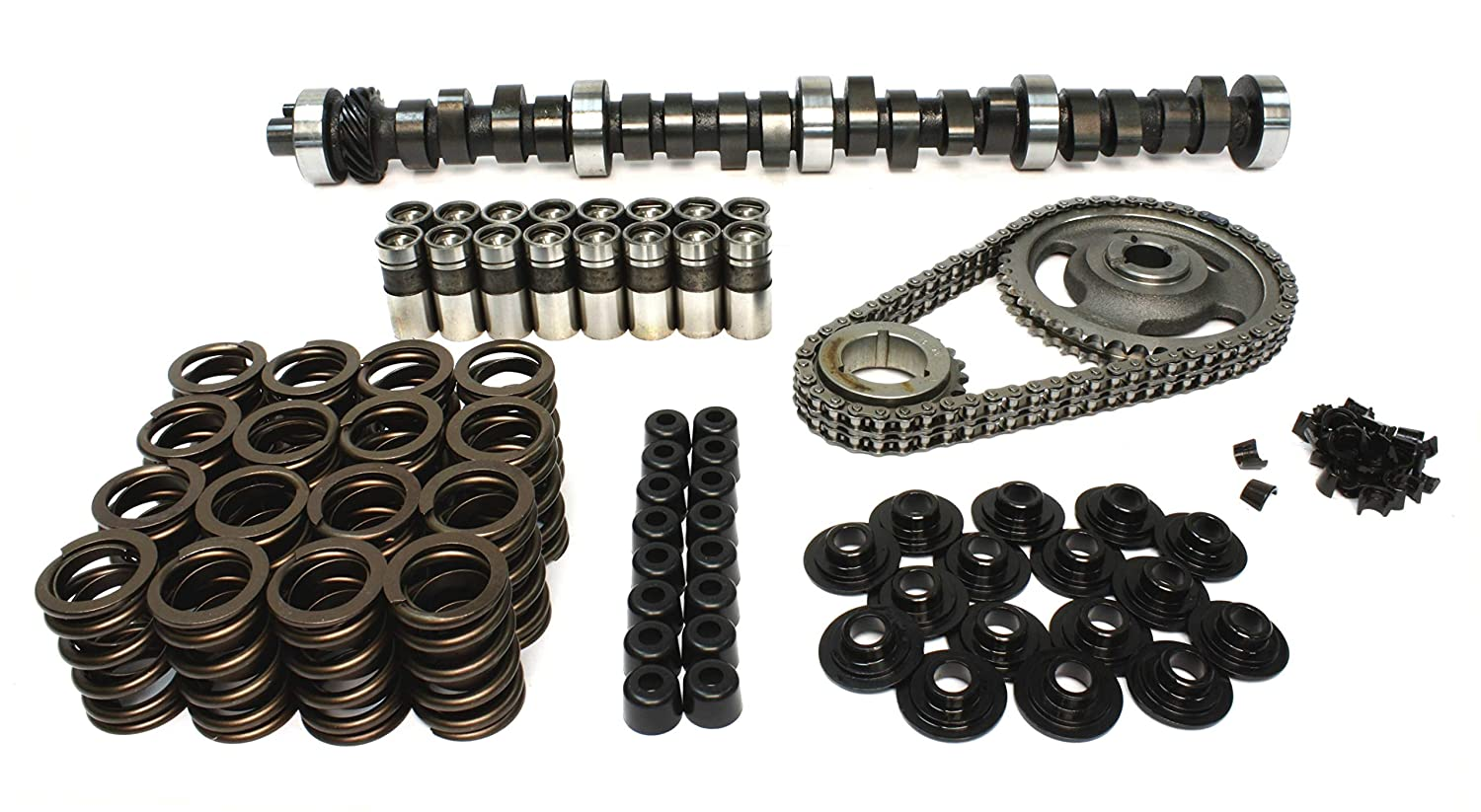 COMP Cams K34-231-4 Xtreme 4x4 210//218 Hydraulic Flat Cam K-Kit for Ford 429,460