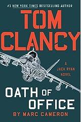 Tom Clancy Oath of Office (A Jack Ryan Novel) Hardcover