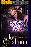 Violet Fire (Author's Cut Edition): Historical Romance