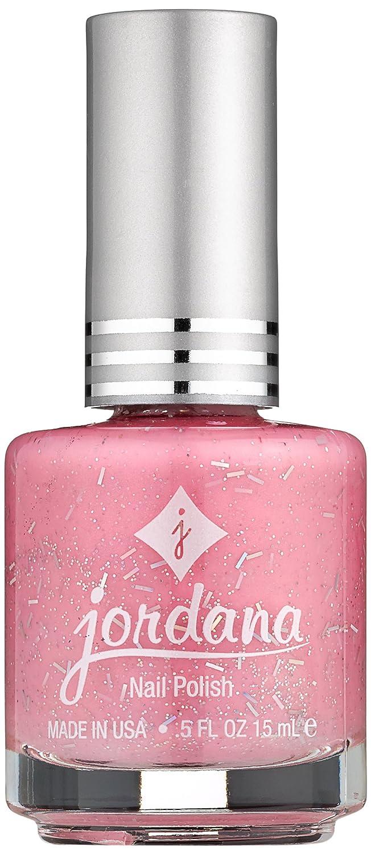Jordana Nail Polish, Pink Star - Pack of 3: Amazon.co.uk: Beauty