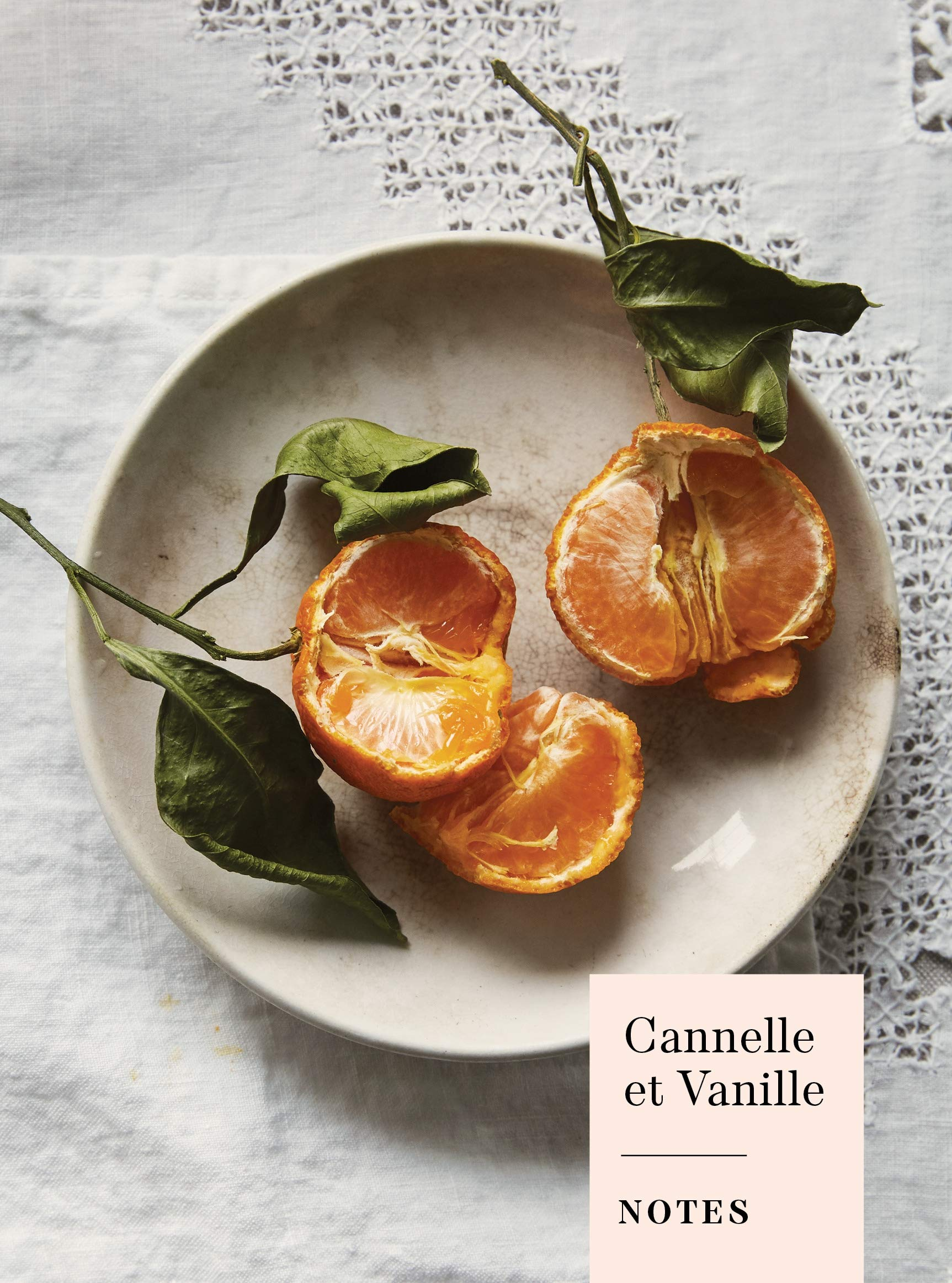 Cannelle et Vanille Notes Journal