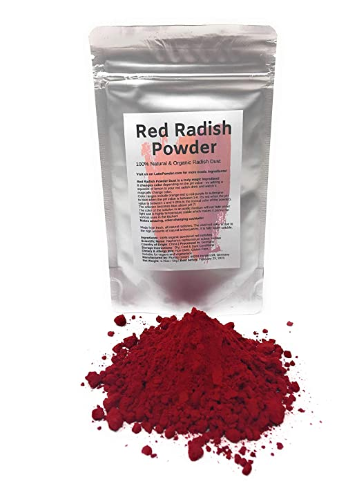 Top 7 Red Food Dust