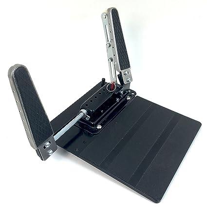 Amazon.com: Able Motion Mobility Portable Left Foot Accelerator Pedal: Automotive