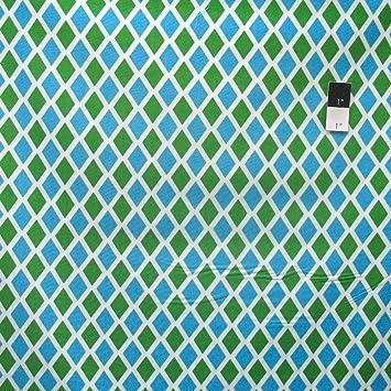 Jennifer Paganelli PWJP070 Happy Land Madison Blue Cotton Fabric By Yard