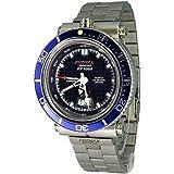 Formex 4 Speed Herren-Armbanduhr XL DS2000 Analog Edelstahl 20003.2031