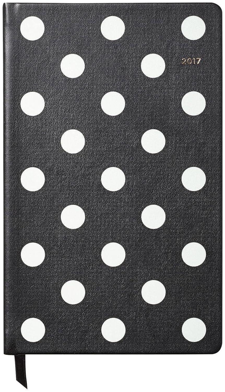 Kate Spade New York Womens Deco Dots 12 Month Agenda